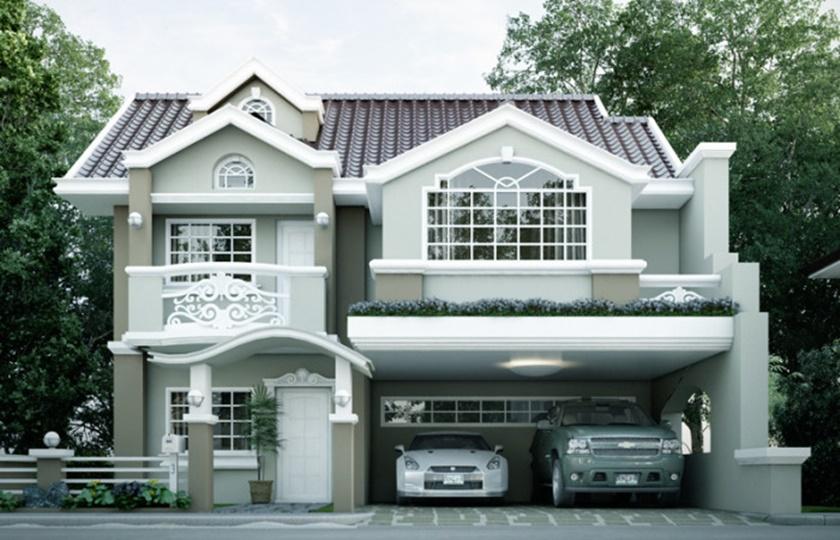 บ้าน2ชั้น