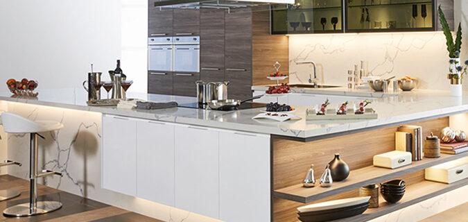 ห้องครัวสวยๆ สไตล์โมเดิร์น