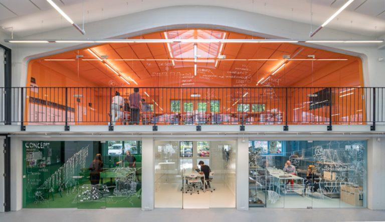 MVRDV Head office, Rotterdam, Netherland