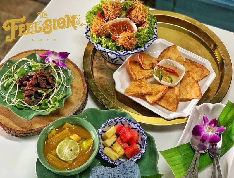 The Feelsion Cafe Phuket