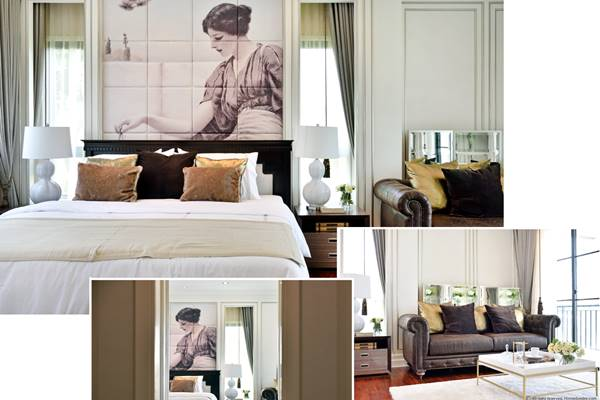 Classy Bed Room