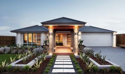 สไตล์การออกแบบบ้าน