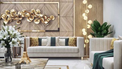Decorate your home in luxury style