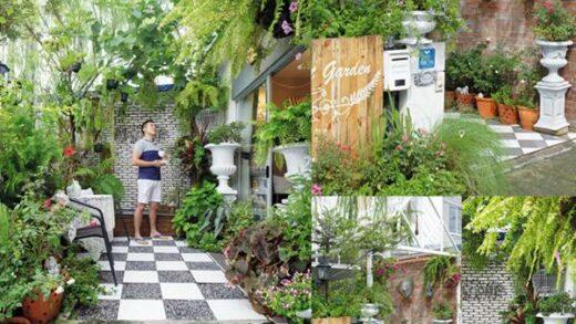 Make your own garden easy