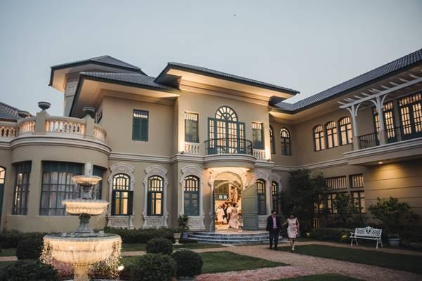 บ้านสไตล์โคโรเนียล